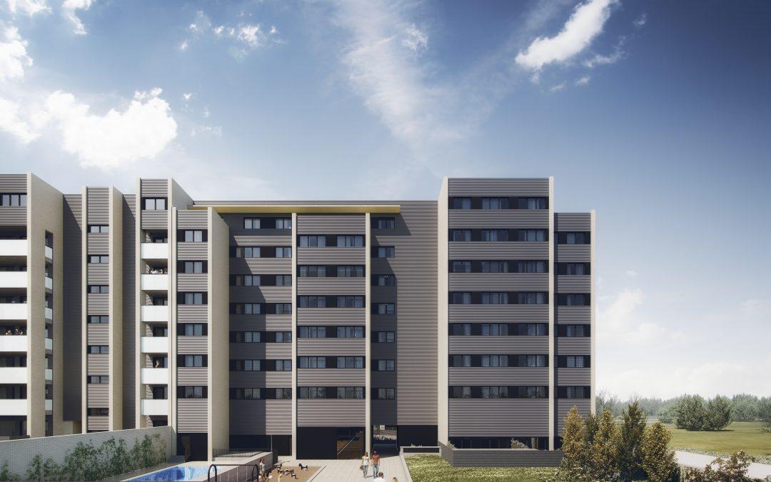 TECTUJM II Arranca con 250 viviendas de obra nueva